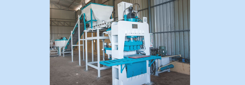 Cellular Concrete Systems : Press feeding systems cellular light weight concrete